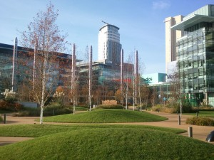 BBC Online Briefing at Media City