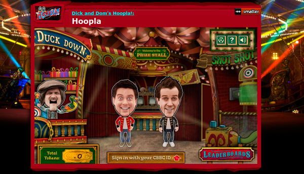 Dick and Dom's Hoopla!