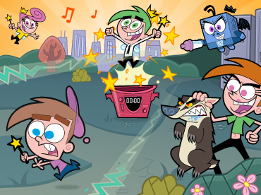 Fairly OddParents – Scary GodParents