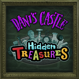 Dani's Castle - Hidden Treasures