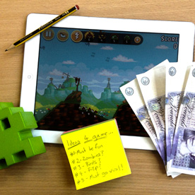 How much does a mobile game cost to develop?