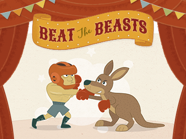 Beat the Beasts