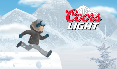 CKSK Coors Light Ice Cave Challenge