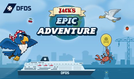 DFDS Jack's Epic Adventure