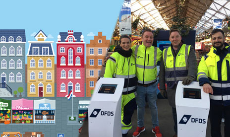 DFDS Event Conga